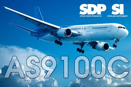 SDP AS9100C Certified