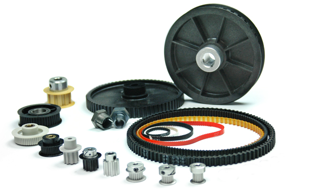 Timing Pulleys & Timing Belts - Designatronics Inc