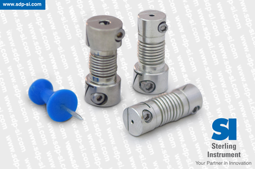 Miniature Couplings From Sterling Instrument